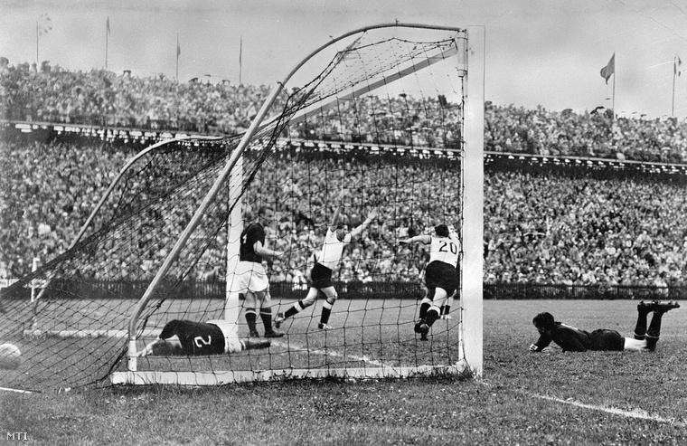 A berni vereség 1954-ben