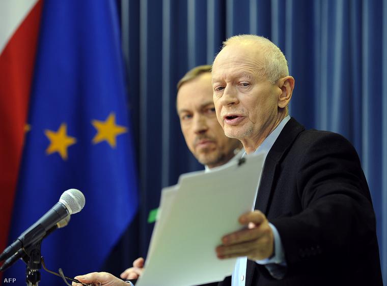 Michal Boni, a Polgári Platform (PO) EP-képviselője