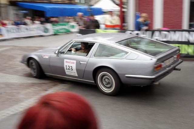 Maserati Indy a Citroen-korszakból