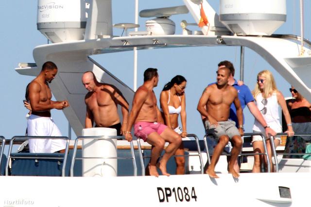 Will Smith és társasága a hajón