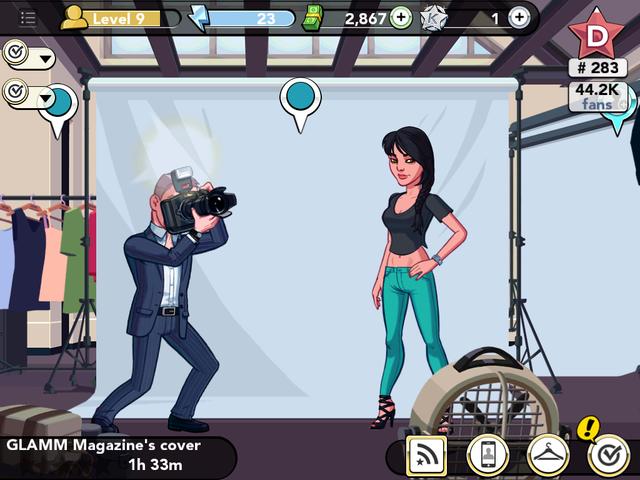 Kardashian hollywood app randi