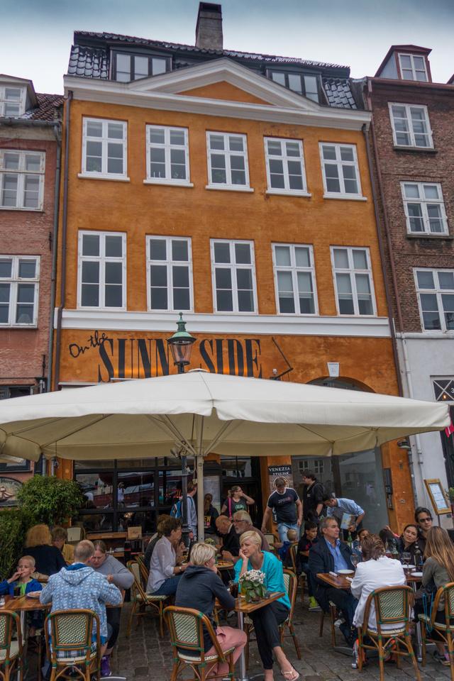 Koppenhágában van egy kis Amszterdam, csak drágábban