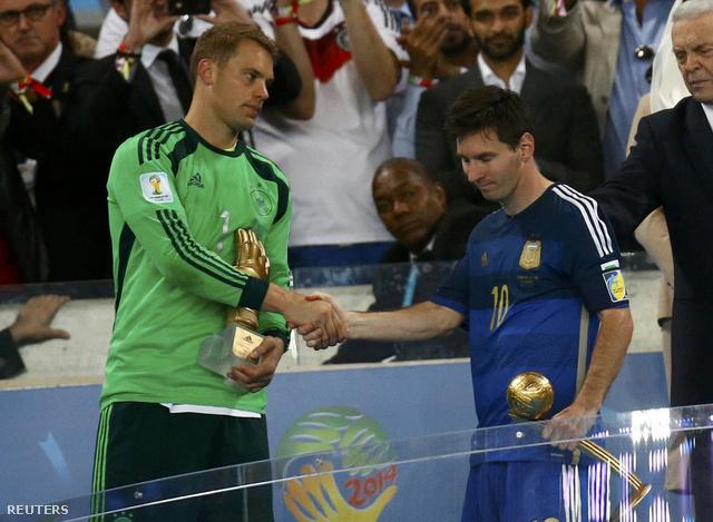 Messit nem ragadtatta el az aranylabda