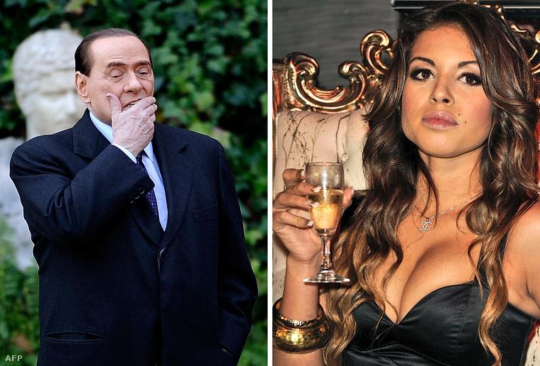 Berlusconi és Ruby