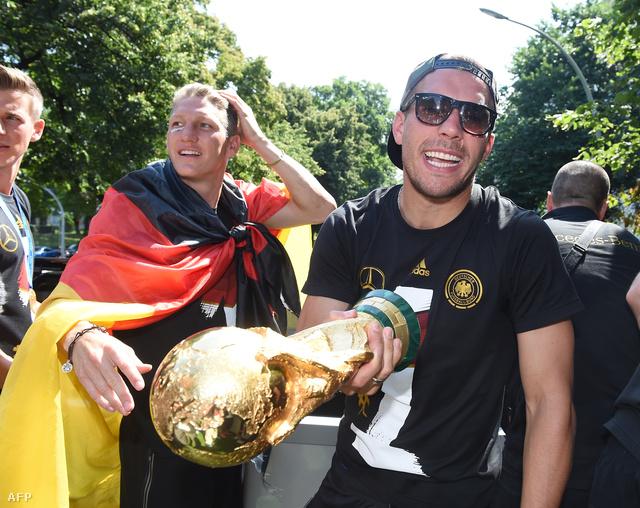 Az első számú gyanúsítottak: Schweinsteiger és Podolski