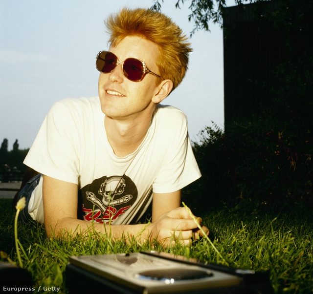 Andy Fletcher a Depeche Mode-ból