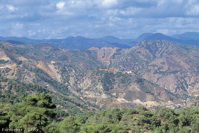 Troodos hegység