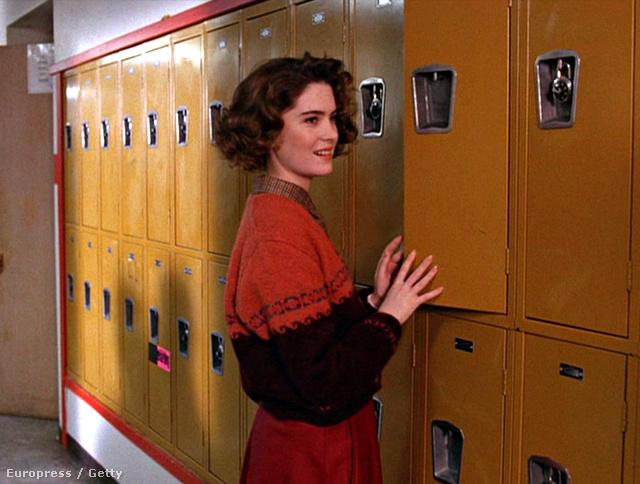 Donna Hayward – Lara Flynn Boyle diáklányosan