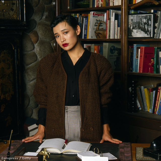 Josie Packard – Joan Chen kissé férfias ruhákban volt szexi és veszélyes