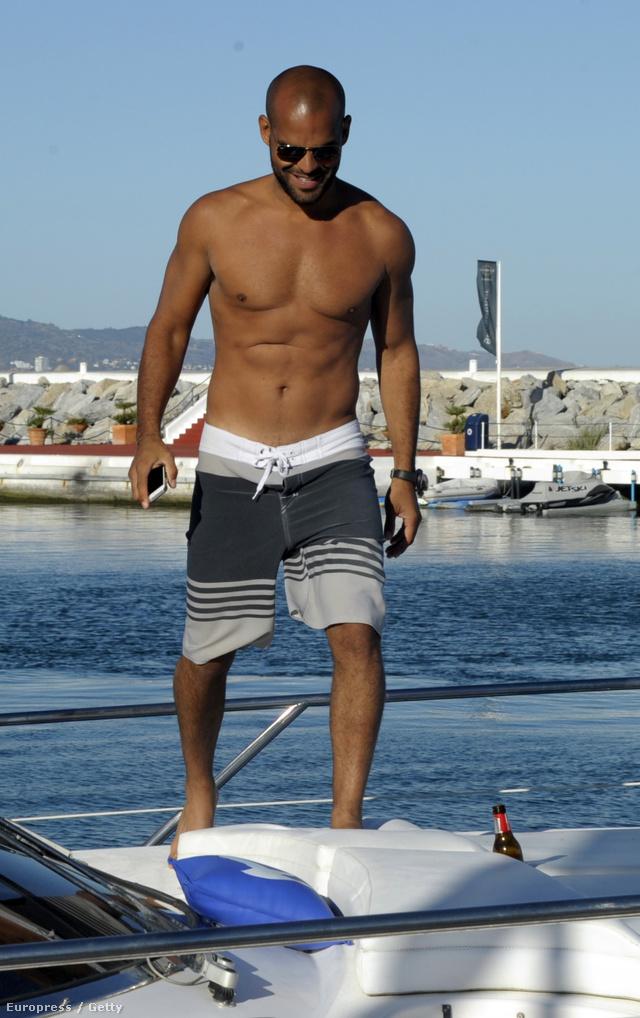 Amaury Nolasco a yachton