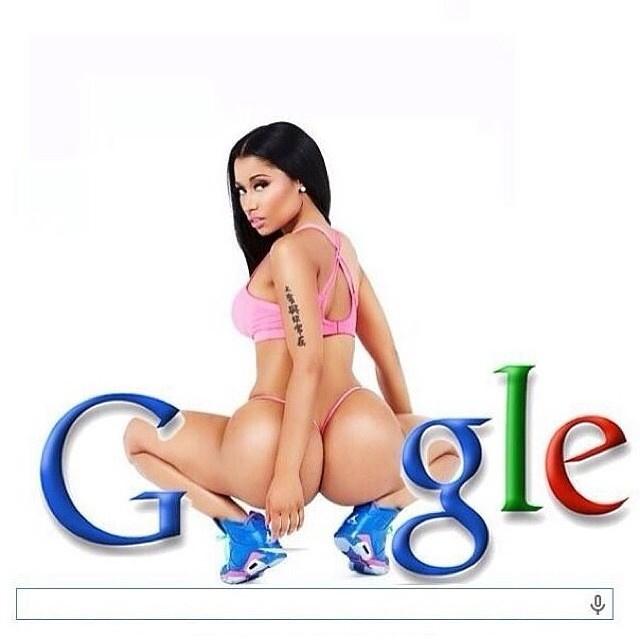 Nicki Minaj új borítóján látható segge gyorsan mém lett.