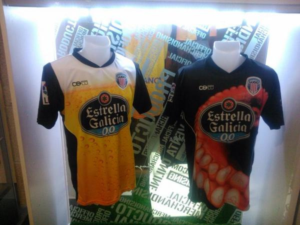 Fotó: twitter.com/CDeportivoLugo Fotó: twitter.com/CDeportivoLugo