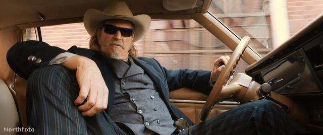 Jeff Bridges legutóbbi filmjében, az R.I.P.D.-ben