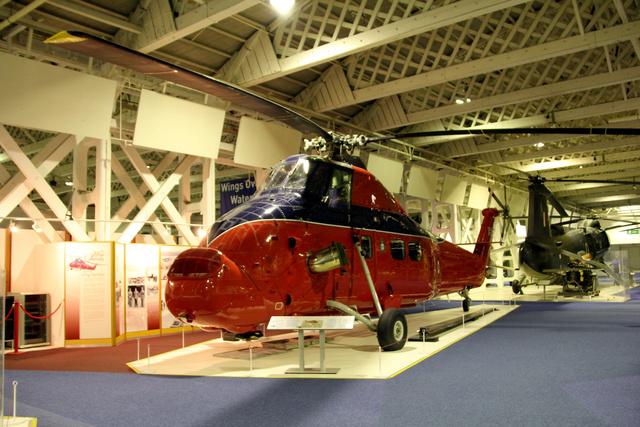 Ez a Westland Wessex helikopter szállította 1969 és 1998 köztt a brit királyi család tagjait. A família férfi tagjai erősen vonzódnak a repüléshez, különösen a helikopterekhez. Fülöp herceg, Károly herceg, Vilmos és Harry herceg is képzett pilóták. Harry ráadásul afganisztáni veterán, aki Apache helikopterrel repült éles bevetéseket. Érdekesség, hogy Fülöp és Károly maga is vezette ezt a helikoptert, illetve ezzel a géppel 1970-ben kétszer is segítettek bajbajutott hajósokon