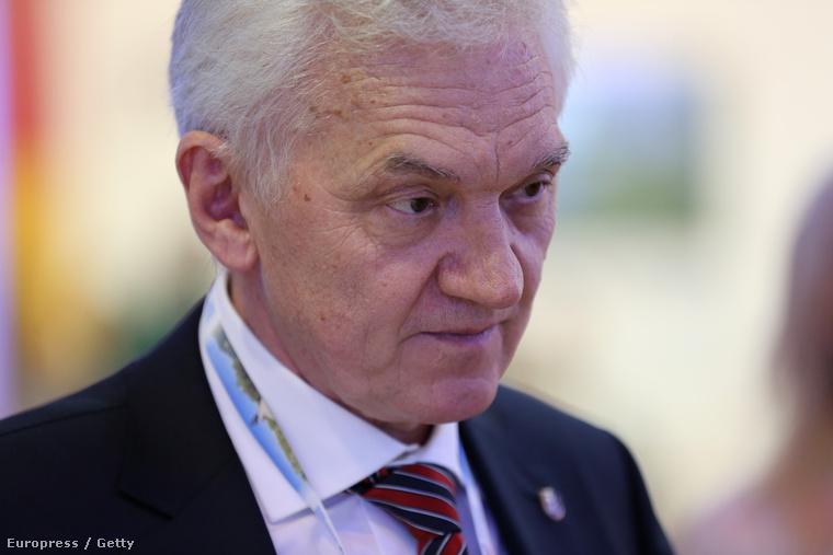 Gennagyij Tyimcsenko