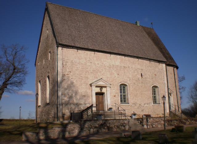 Kläckeberga kyrka
