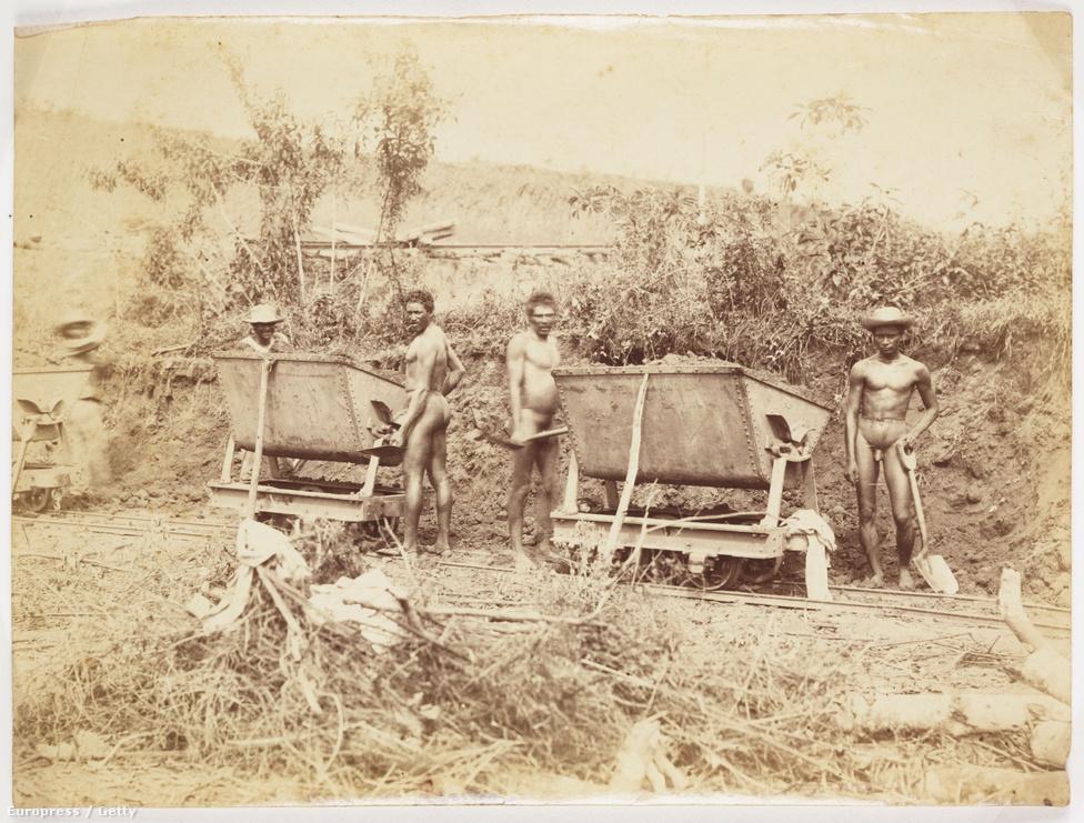 Az adatok szerint nagyjából 27 500 ember halt bele a munkálatokba, amit a franciák kezdtek el 1880-ban, de az amerikaiak fejeztek be 1914-ben. A földcsuszamlások és robbantási balesetek mellett sokan a sárgalázba haltak bele, mert csak ekkoriban kezdett elterjedni az a nézet, miszerint a betegséget a szúnyogok hordozzák, és nem emberről emberre terjed.
