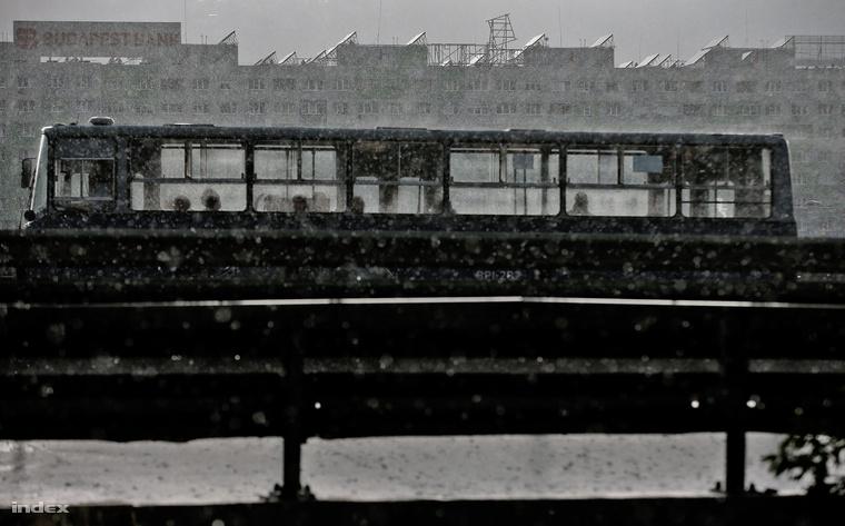 Monszun a Flórián téren