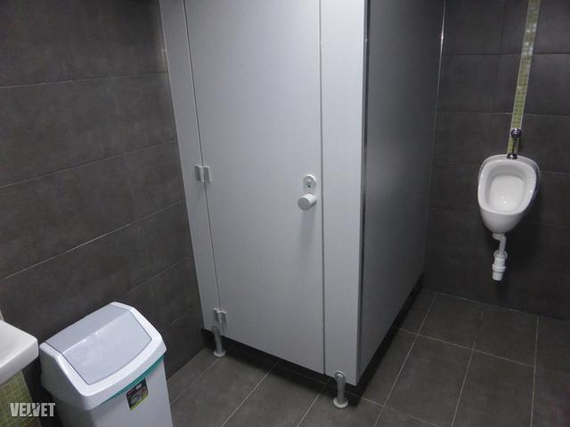 És íme, a WC.