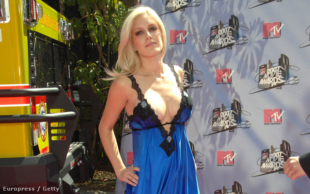 Heidi Montag a 2007-es MTV Movie Awardson
