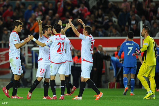 Márciusban a Sevilla örülhetett