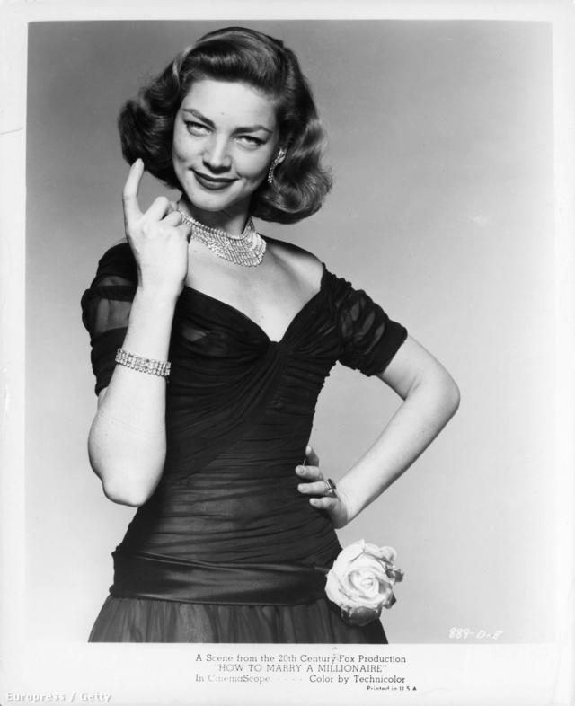 Hogyan fogjunk milliomost? (1953) című filmben, amiben Marilyn Monroe-val és Betty Grable-lel játszott együtt.