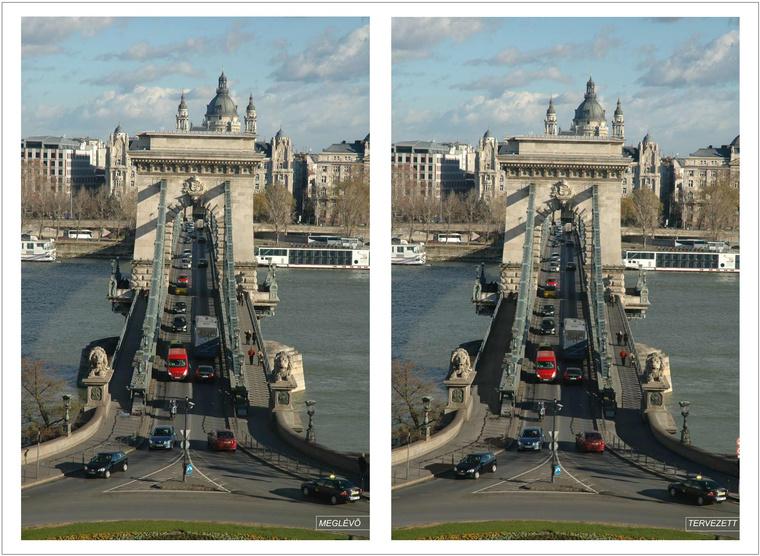 Hány különbséget talál a két képen? (Forrás: BKK)