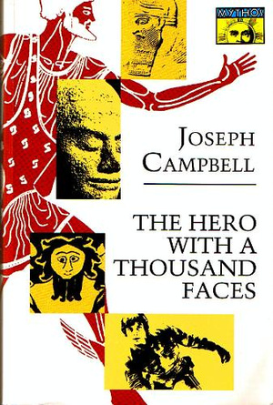 Joseph Campbell - The Hero With a Thousand Faces - Cover Reprint