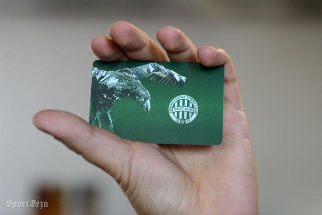 Szurkolói kártya