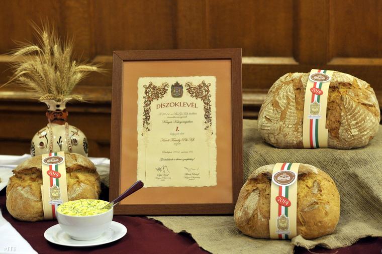 A Várkapitány kenyere