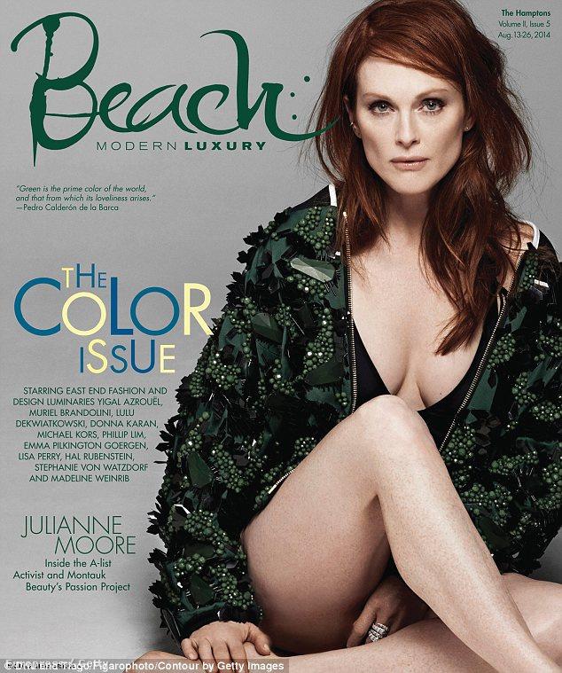 Julianne Beach Mag
