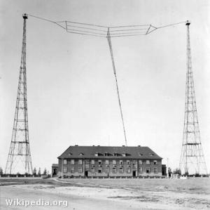 A gleiwitzi rádióadó
