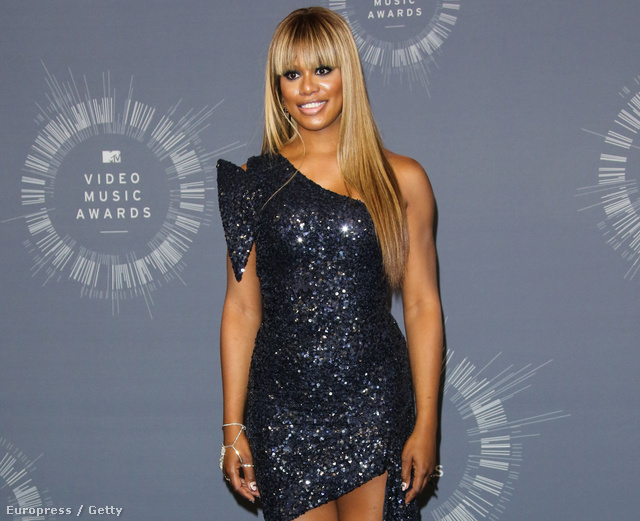 Laverne Cox a Video Music Awardson