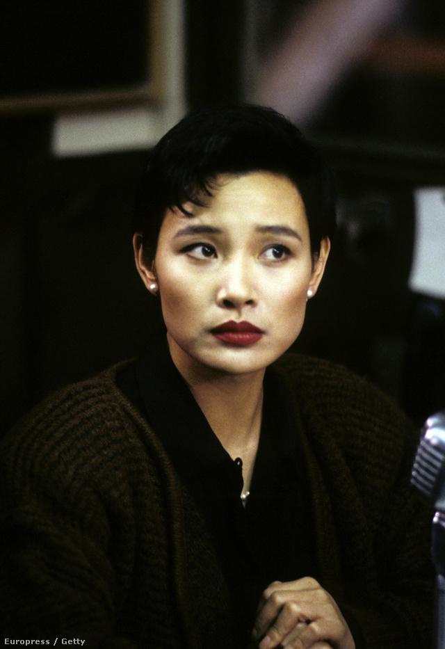 Joan Chen Josie Packardként
