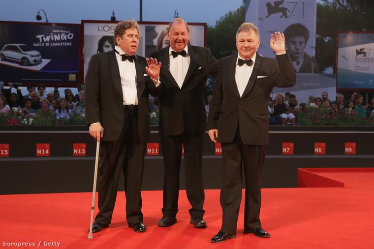 Nils Westblom, Roy Andersson és Holger Andersson