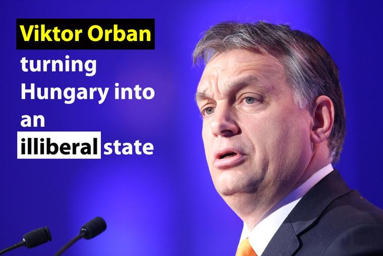 Az EP liberális frakciójánák Orbán Viktor kivágta a biztosítékot.