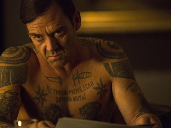 Így néz ki Csókás Márton szénné tetovált orosz maffiózóként A védelmezőben
