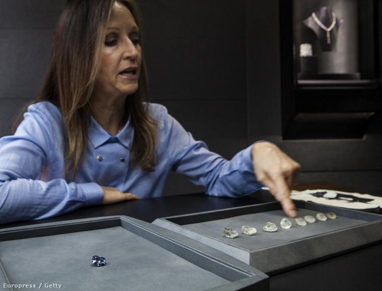 Júniusban arról számoltak be, hogy egy 122,52 karátos kék gyémántot hoztak a felszínre a Cullinan bányából.