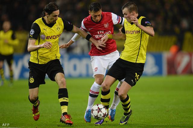 Idén sem lesz unalmas: Dortmund-Arsenal