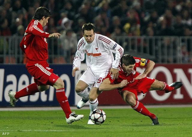 A Liverpool 2009-ben játszott utoljára BL-meccset. Akkor a Debrecennel is találkoztak.