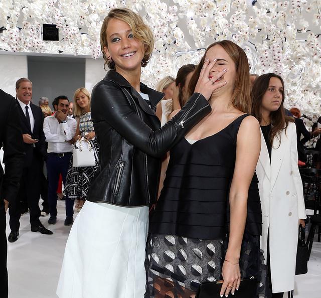 Jennifer Lawrence és Emma Watson