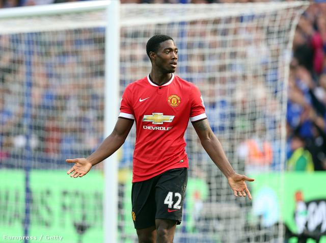 Blackettet hiába hívnák az angol válogatottba, egyelőre nem hozza a United szintjét