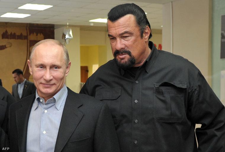 Steven és Vlagyimir 2013 márciusában