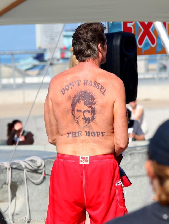 Na EZ tetoválás