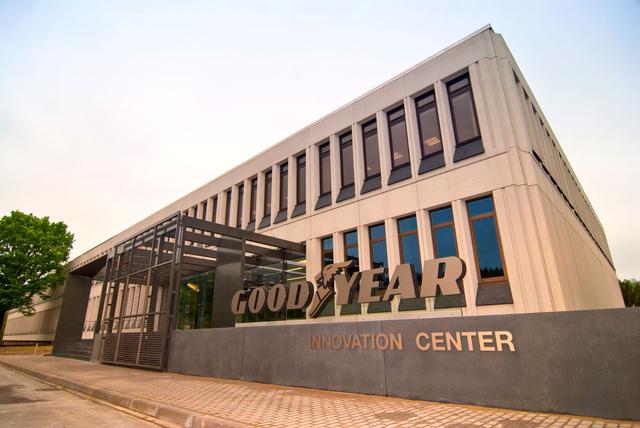 Az irodaépület