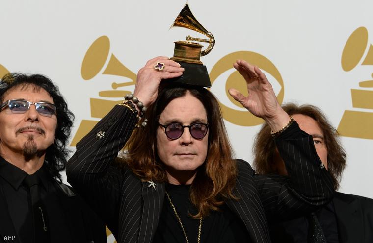 Tony Iommi, Ozzy Osbourne és Geezer Butler