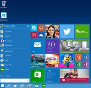 Képlopat az új Windowsból