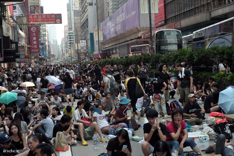 Mong Kok sept 29 8