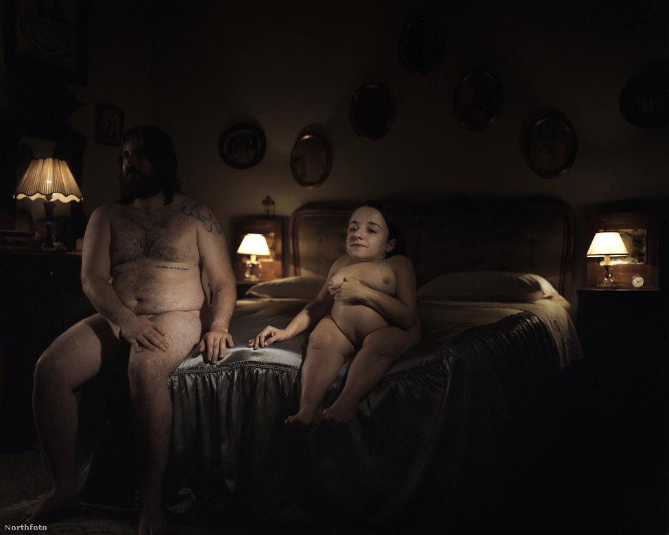 A pár szexuális életét sem zavarják a köztük lévő különbségek.