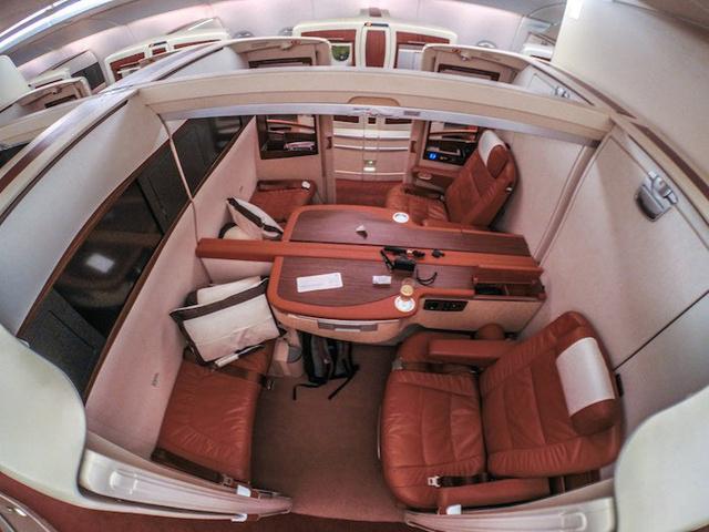 luxusgepkabin